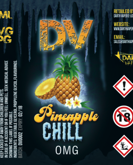 Pineapple Chill 0 - 60ml