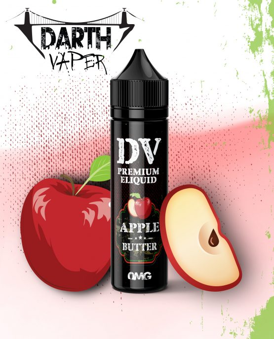 Apple Butter 0- 60ml
